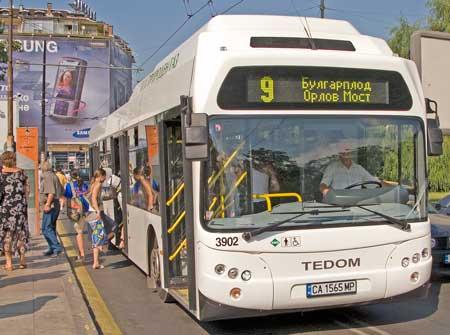 תחבורה בבולגריה