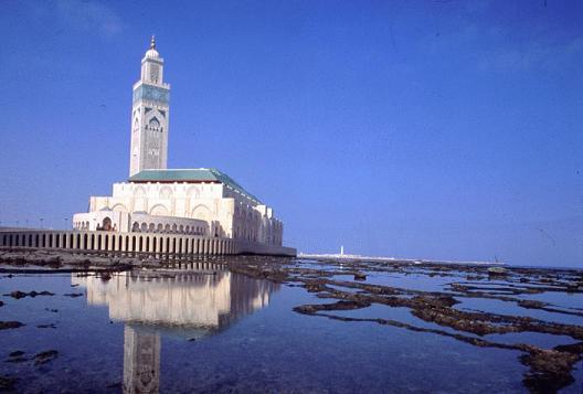 מסגד חסן השני – קזבלנקה