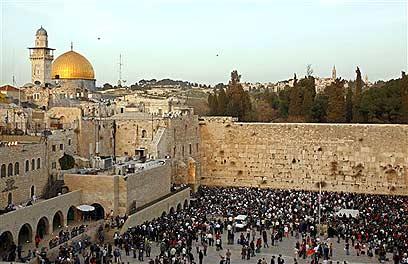 מדריך תיירות בירושלים